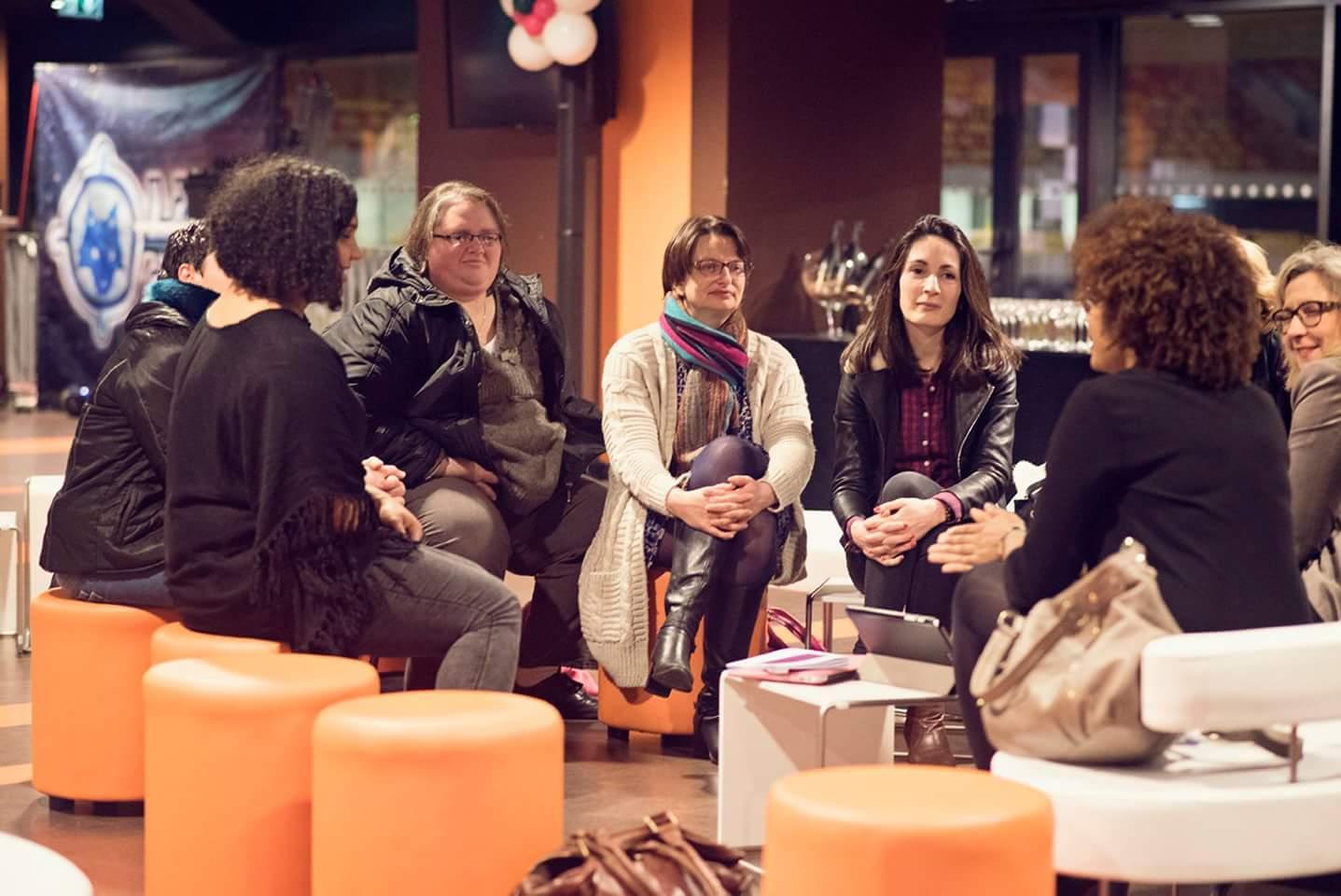 Nuit du digital et des Réseaux Féminins